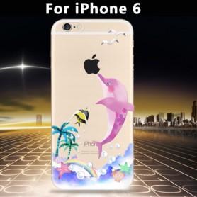 iPhone 6 / 6s delfiini kuoret.