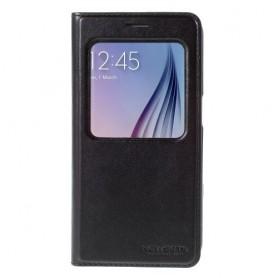 Galaxy S6 musta ikkunakuori