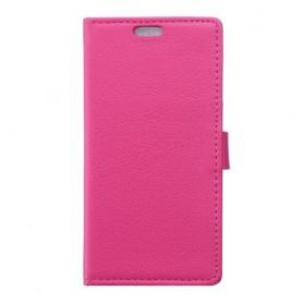 Lumia 550 pinkki puhelinlompakko
