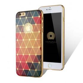 iPhone 6/6s geometriset kuviot kuoret