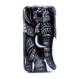 Galaxy S5 Mini elefantti silikonisuojus.