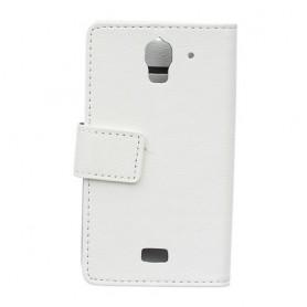 Huawei Y360 valkoinen puhelinlompakko