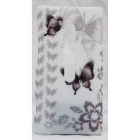 Lumia 800 suojakuori perhosia.
