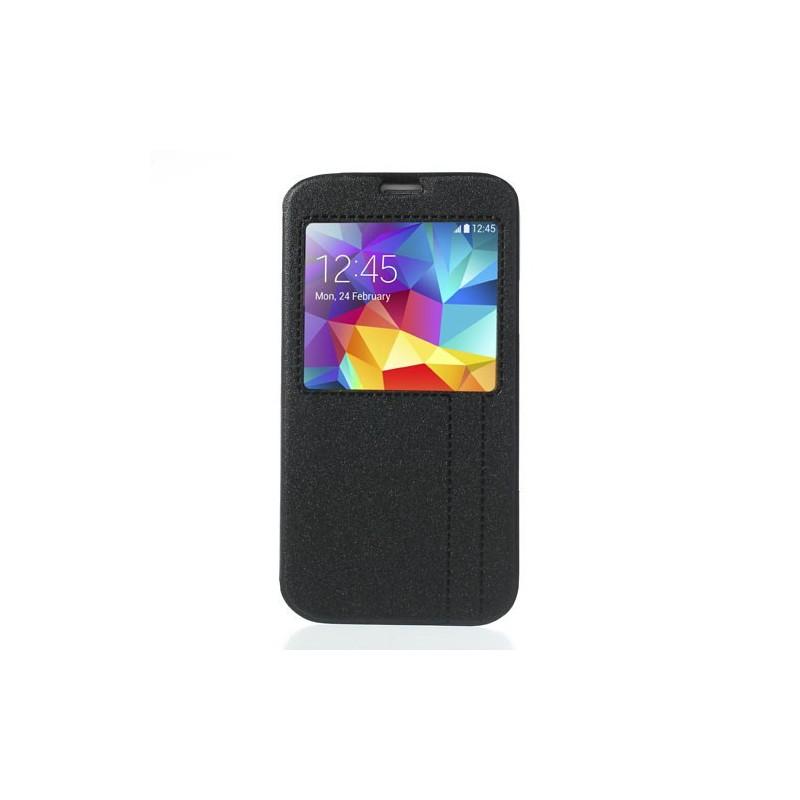 Galaxy S5 musta ikkunakuori