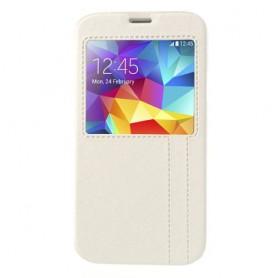 Galaxy S5 valkoinen ikkunakuori
