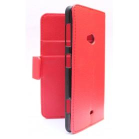 Lumia 625 punainen lompakkokotelo