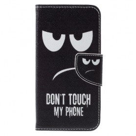 Huawei Y5 do not touch my phone puhelinlompakko