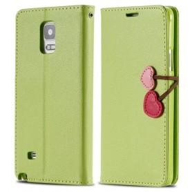 Galaxy S5 nätti vihreä puhelinlompakko