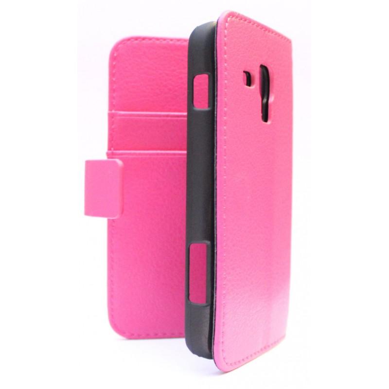 Galaxy Trend Hot Pink lompakkokotelo