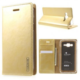 Samsung J5 kullan värinen puhelinlompakko