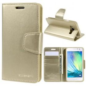 Samsung A3 kullan värinen puhelinlompakko