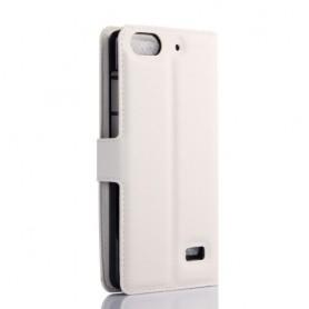 Huawei Honor 4C valkoinen puhelinlompakko