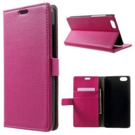 Huawei Honor 4X pinkki puhelinlompakko