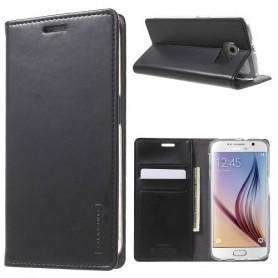 Samsung Galaxy S6 musta puhelinlompakko
