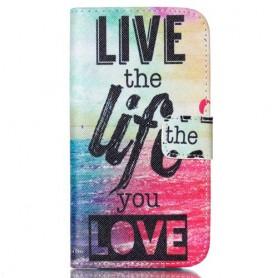 Samsung Galaxy J5 life puhelinlompakko