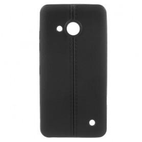 Lumia 550 musta suojakuori.