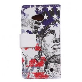 Lumia 550 vapaudenpatsas puhelinlompakko