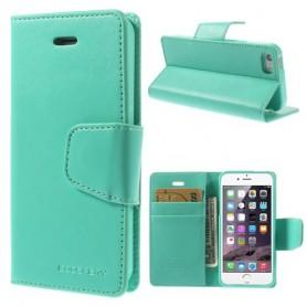 iPhone 5 mintun vihreä puhelinlompakko