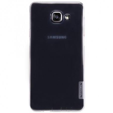 Samsung Galaxy A5 2016 ultra ohuet läpinäkyvät kuoret.