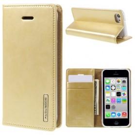 iPhone 5c kullan värinen puhelinlompakko