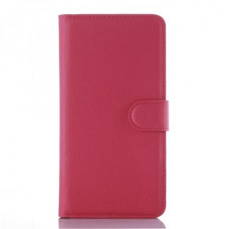 Samsung A5 2016 pinkki puhelinlompakko
