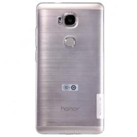 Huawei Honor 5X ultra ohuet läpinäkyvät kuoret.