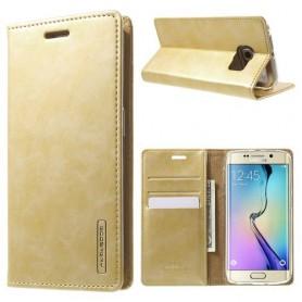 Samsung Galaxy S6 edge kullan värinen puhelinlompakko