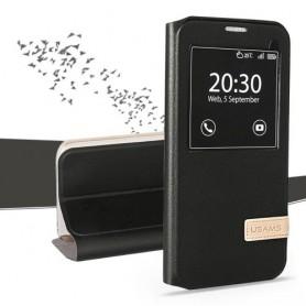 Samsung Galaxy S7 musta ikkunakuori