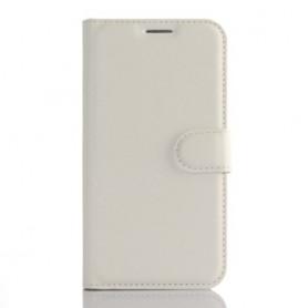 Samsung Galaxy S7 valkoinen puhelinlompakko