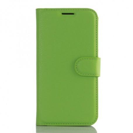 Samsung Galaxy S7 vihreä puhelinlompakko