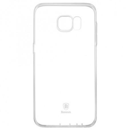 Samsung Galaxy S7 edge ultra ohuet läpinäkyvät kuoret.