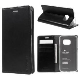 Samsung Galaxy S7 musta puhelinlompakko