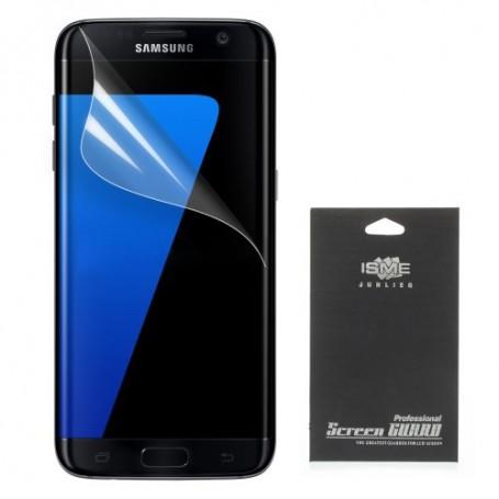Samsung Galaxy S7 edge kirkas suojakalvo