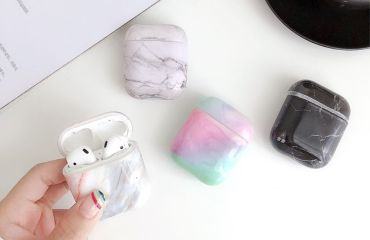 Apple AirPods kotelot ja suojakuoret